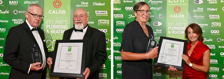 GRANT Scores a Hat-Trick at Top Industry Awards
