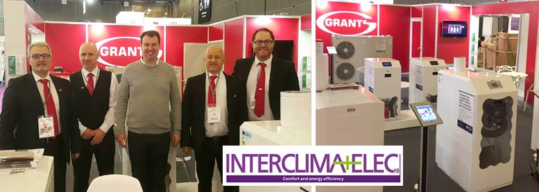 Grant Showcases Award-Winning Boiler Range in France