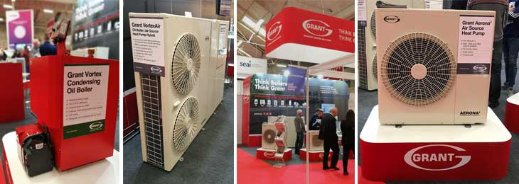 Grant Showcases Sustainable Offerings at SEAI Energy Show
