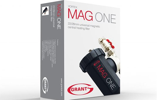 Grant Vortex Mag One Magnetic Filter