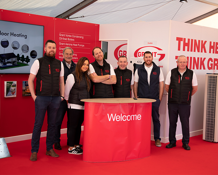 Showcasing Innovative Technology at the Self-Build Live, Dublin and The Ploughing