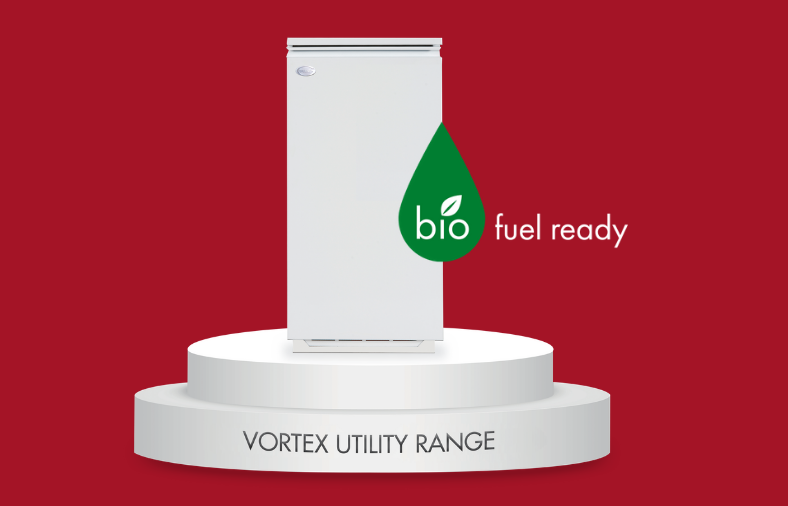 Our award-winning Vortex range is now Biofuel compatible
